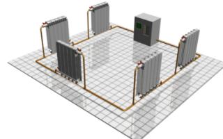 Однотрубная система отопления частного дома: что может быть проще и надежнее