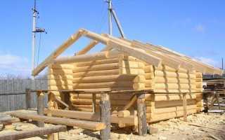 13 рекомендаций и норм при строительстве бани (+6 ФОТО)