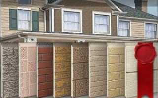 Отделка дома фасадными панелями снаружи: виды и характеристики панелей для обшивки фасада
