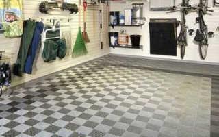 Керамогранит для гаража на пол: выбор и укладка своими руками, фото и видео