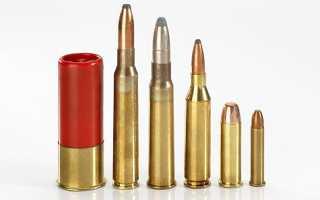 Правила оборота оружия и патронов