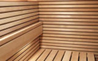 Вагонка из кедра (кедровая) для бани — свойства материала с фото
