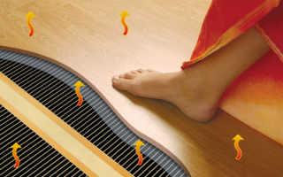 Теплый пол — расчет потребления энергии