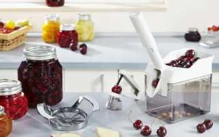 Как удалить косточку из вишни: машинки, устройства и приборы