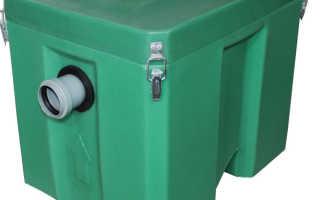 Обзор 7 жироуловителей для канализации – Evostok , Термит, Пятый элемент