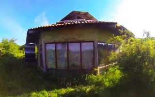 Кирпичи из глины и соломы своими руками: Строительство дома из самана