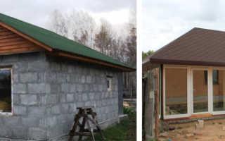 Баня из блоков (84 фото): плюсы и минусы проекта конструкции из газобетона и газоблока, постройки