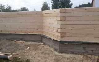 Как правильно класть брус: инструкция по кладке на фундамент своими руками при строительстве дома (фото