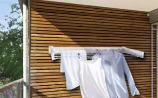 Настенные сушилки для белья (66 фото): раздвижные и откидные, складные варианты для сушки на балконе