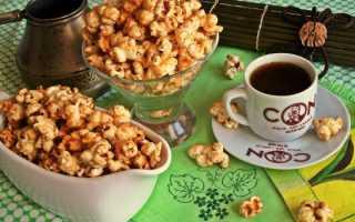 Как делают воздушную пшеницу (попкорн) дома и в промышленности