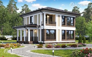 Каркасный дом — проекты 2020 года + фото готовых домов для круглогодичного проживания