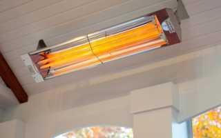 Инфракрасные обогреватели Ballu — отзывы, характеристики