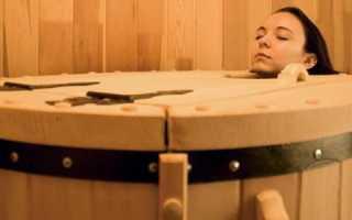 Кедровая бочка – показания и противопоказания, лечебные свойства парения и правила проведения