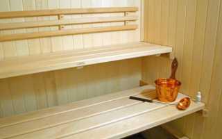 Отделка бани вагонкой из осины, как отделать баню вагонкой